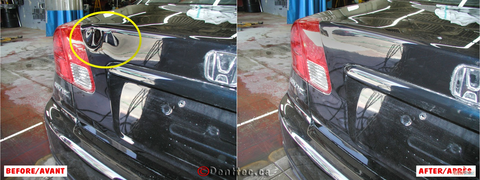 DentTec_30 Dent Trunk Black Civic